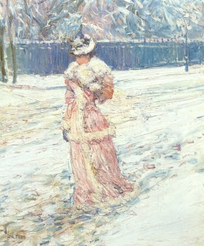 Hassam Lady in Pink 1890.jpg (414x500, 45Kb)