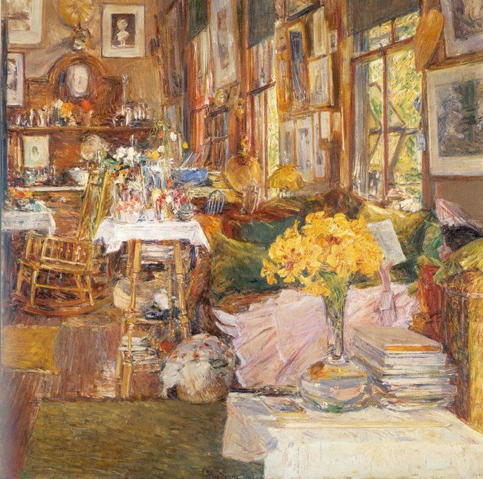 hassam The Room of Flowers 1894.jpg (699x693, 140Kb)