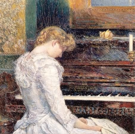 Hassam The Sonata 1893.jpg (454x450, 66Kb)