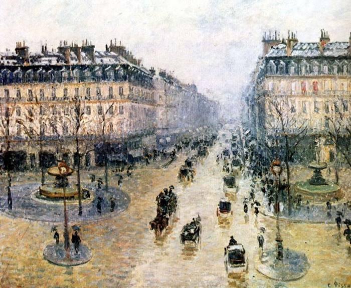pissarro Оперный проезд в Париже 1898.jpg (700x575, 90Kb)