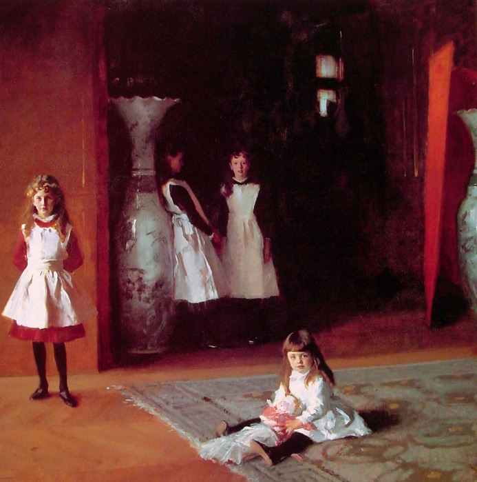The_Daughters_of_Edward_Darley_Boit Sargent 1882.jpg (693x699, 155Kb)