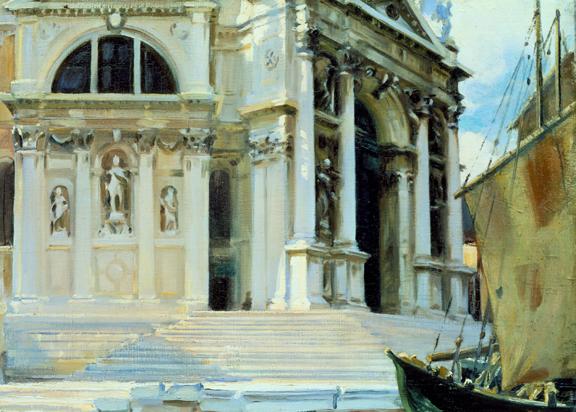 sargent Santa Maria Della Salute, Venice.jpg (576x412, 281Kb)