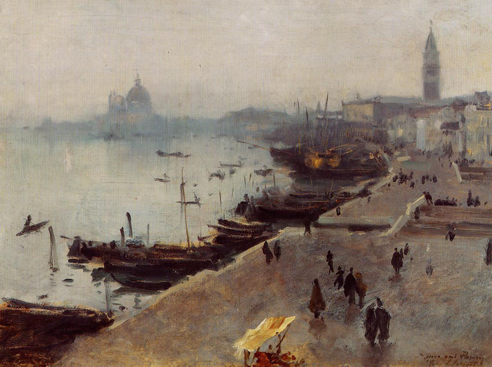 Sargent_John_Singer_Venice_in_Gray_Weather.jpg (700x522, 147Kb)