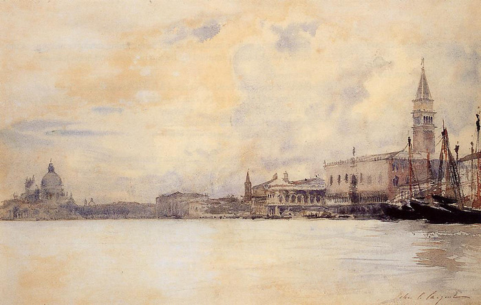 Sargent_John_Singer_The_Entrance_to_the_Grand_Canal_Venice.jpg (699x443, 114Kb)
