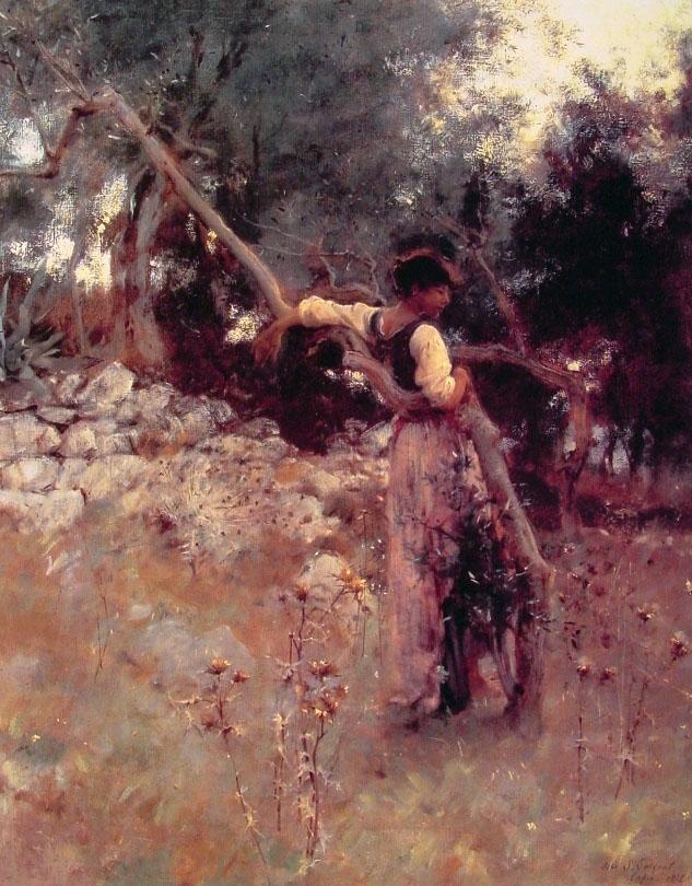 Capri Girl Sargent 1878.jpg (633x810, 153Kb)