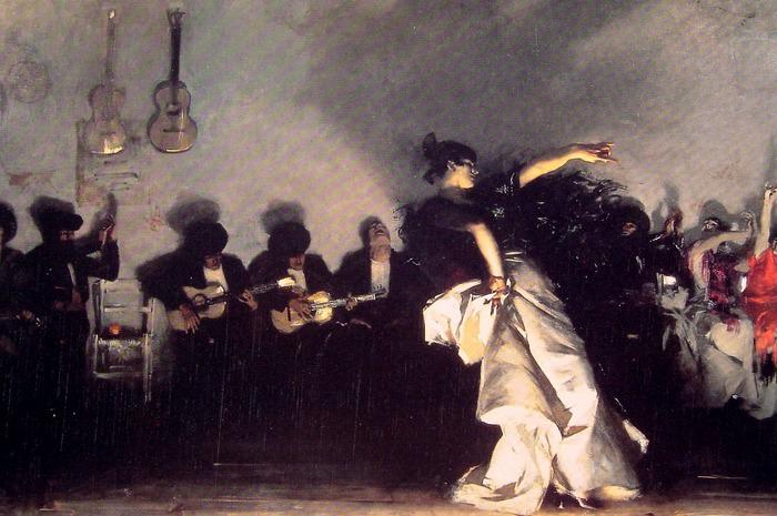 El_Jaleo 1882  Sargent 1856-1925.jpg (700x465, 142Kb)