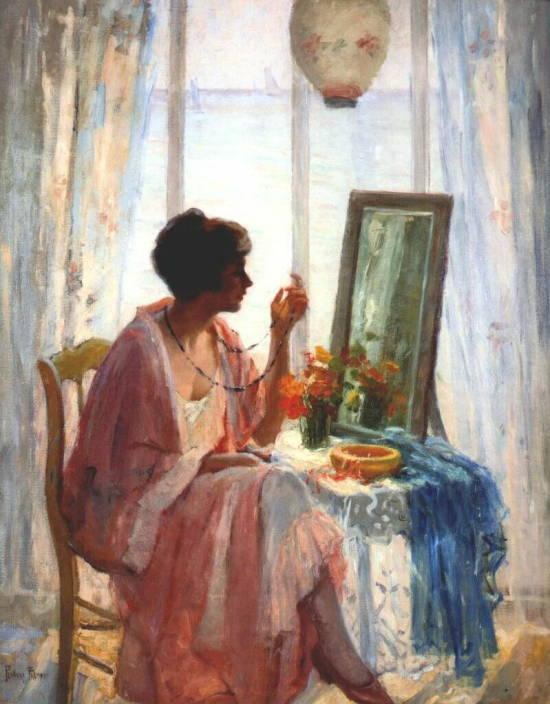 Pauline Palmer 1865-1938 The Morning Sun.jpg (550x704, 56Kb)