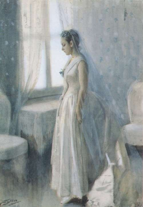 Anders Zorn 1860-1920 Bride.jpg (500x725, 28Kb)