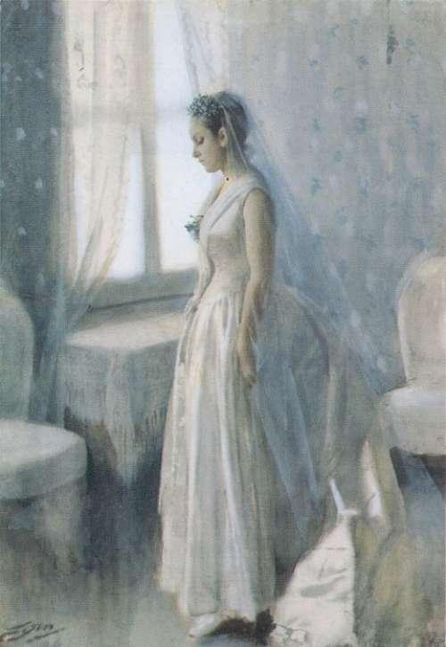 Anders Zorn 1860-1920 Bride.jpg (500x725, 28Kb)