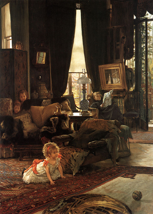 Hide_and_Seek James Jacques Joseph Tissot (1836-1902) 1880-82.jpg (500x698, 173Kb)