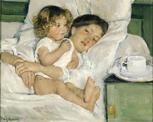 завтрак в постели 1897 мэри кассат.jpg (533x425, 68Kb)