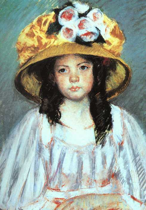 Cassatt_Mary_Fillette_au_Grand_Chapeau_1908.jpg (489x700, 44Kb)