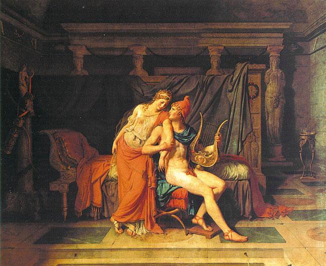 Парис и Елена Жак Луи Давид, 1788.jpg (650x530, 109Kb)