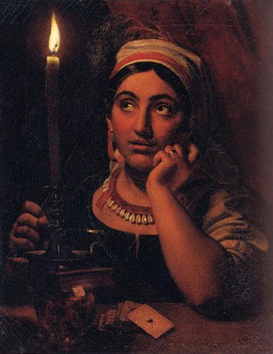 орест кипренский ворожея со свечой 1830.jpg (385x500, 53Kb)