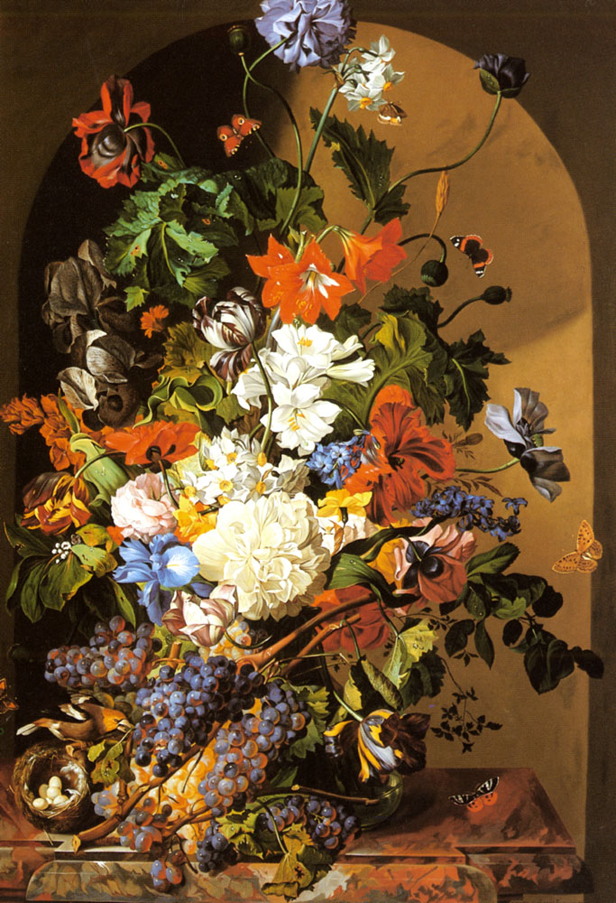 Zinnogger_Leopold_A_Still_Life_With_Flowers_And_Grapes 1840.jpg (683x1000, 238Kb)