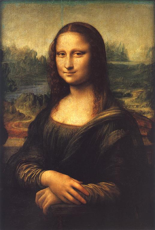 Леонардо да Винчи Мона Лиза (Джоконда)1514-1515 -  1506.jpg (517x764, 58Kb)