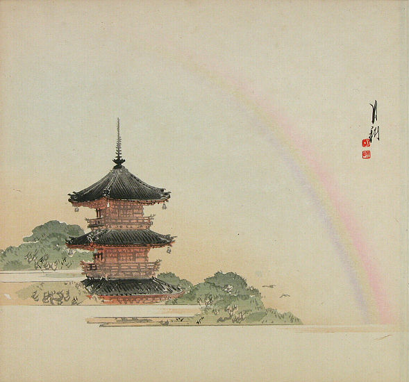 Ogata Gekko - радуга над замком.jpg (589x550, 57Kb)