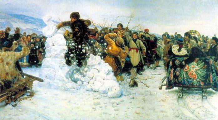 surikov 1848–1916 Взятие снежного городка 1891.jpg (698x385, 70Kb)