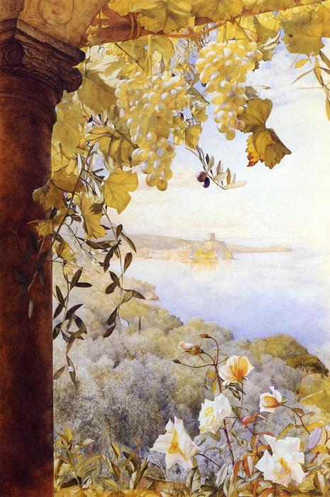 Italy - (Henry Roderick Newman - 1883.jpg (465x699, 73Kb)