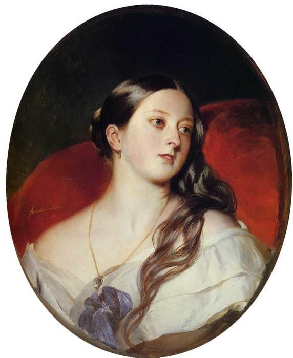 Виктория, королева Англии  1843.jpg (572x699, 38Kb)