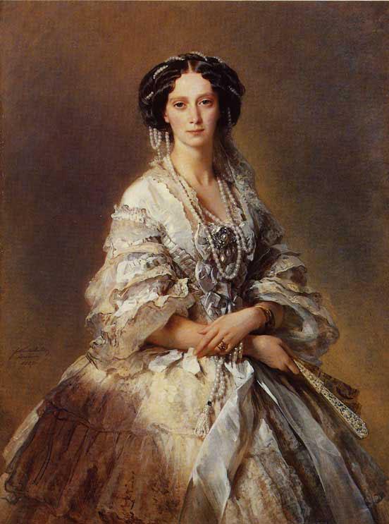 Winterhalter_Franz_Xavier_The_Empress_Maria_Alexandrovna_of_Russia_1857.jpg (552x743, 80Kb)