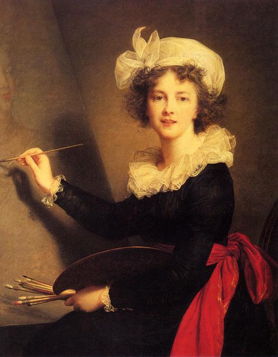 Vigee_Lebrun_Marie_Louise_Elisabth 1755-1842 Self_Portrait 1790.jpg (545x699, 169Kb)