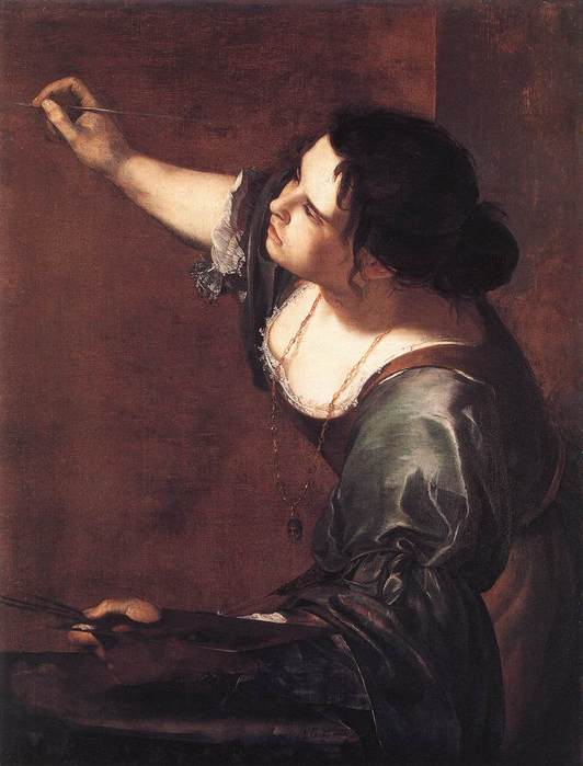 GENTILESCHI_Artemisia_1597-1651 Self_Portrait_As_The_Allegory  Of_Painting 1630.jpg (532x699, 38Kb)
