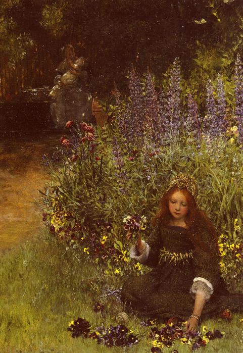 Alma-Tadema_Lady_Laura_Teresa 1852-1909_Gathering_Pansies.jpg (481x699, 195Kb)