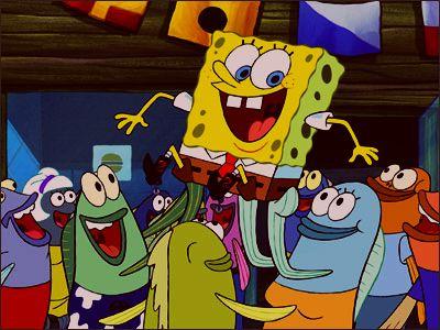 SpongeBobSquarePants-themovie_SpongeBobandcrowd.jpg (400x300, 34Kb)