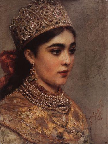 боярышня , 1890.jpg (376x500, 37Kb)