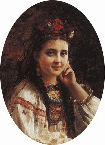 маковский Украинка. 1884.jpg (365x500, 32Kb)