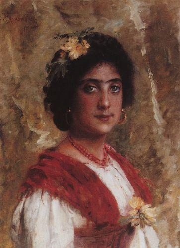 маковский Цыганка. 1880-е.jpg (363x500, 30Kb)