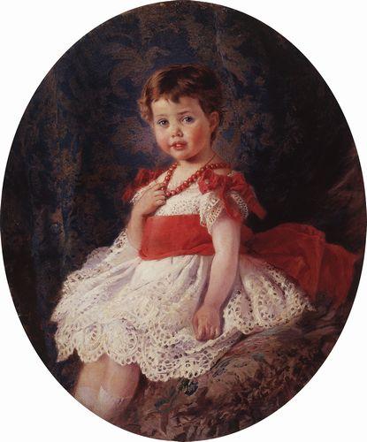 маковский Портрет девочки. 1877.jpg (415x500, 33Kb)