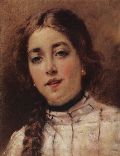 маковский Портрет дочери художника. Оленька. 1900-е.jpg (385x500, 33Kb)
