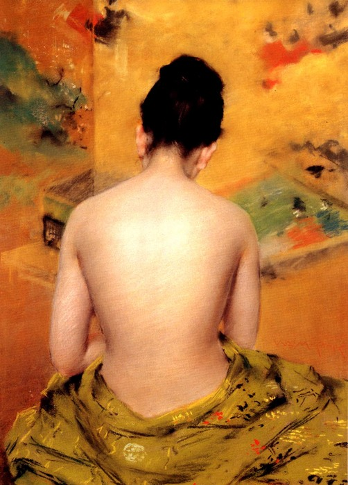 Chase_William_Merritt_Back_Of_A_Nude 1888.jpg (502x699, 108Kb)
