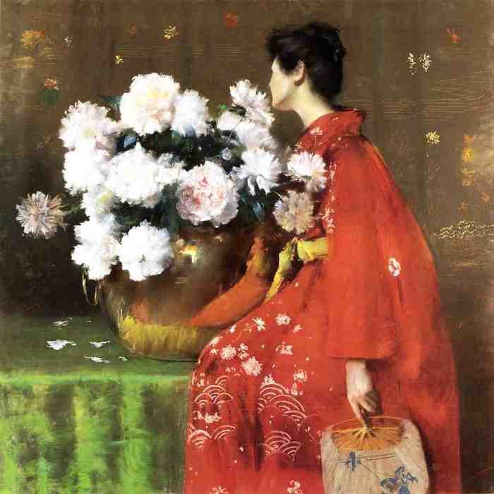 Chase_William_Merritt_Peonies_1897.jpg (700x700, 29Kb)