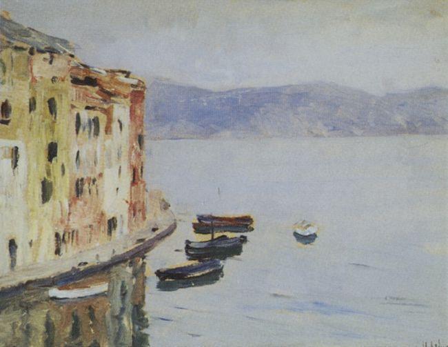 левитан Озеро Комо. Этюд. 1894.jpg (650x503, 41Kb)