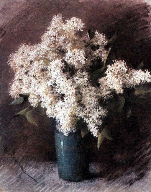 левитан Белая сирень. 1895.jpg (512x650, 77Kb)