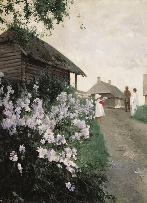 андрей шильдер 1861-1919 Дача в Финляндии.jpg (505x699, 158Kb)
