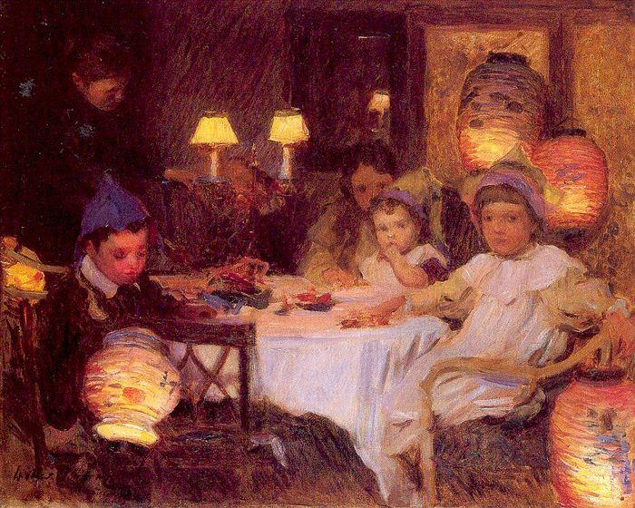 Osborne, Walter  Ирландия 1859-1903 Детский праздник.jpg (700x560, 116Kb)