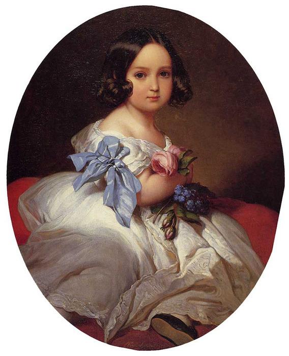 Winterhalter_Franz_Xavier_Princess_Charlotte_of_Belgium.jpg (568x698, 132Kb)