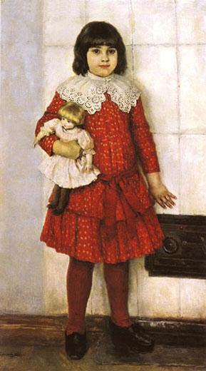 Cуриков Василий 1848-1916  Портрет дочери художника.jpg (289x520, 41Kb)