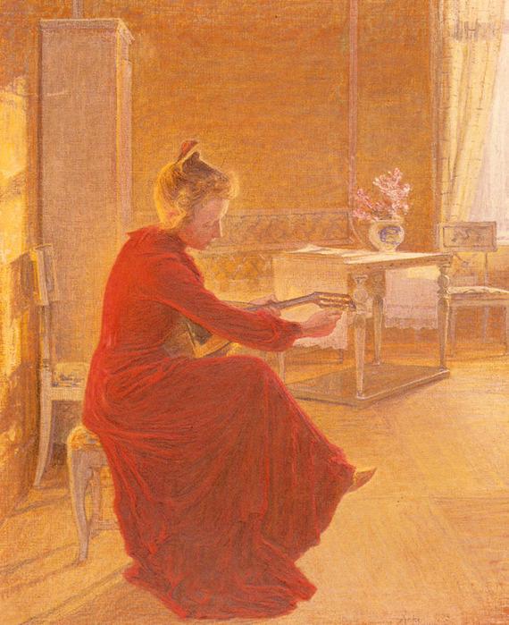 Acke_Johan_Axel_Gustaf_1859-1924Interior_Villa_Akleja1903.jpg (570x699, 197Kb)
