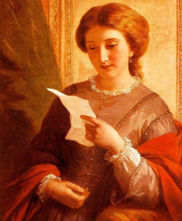 Chalon, Alfred  English, 1780-1860 Девушка читающая письмо.jpg (597x725, 94Kb)