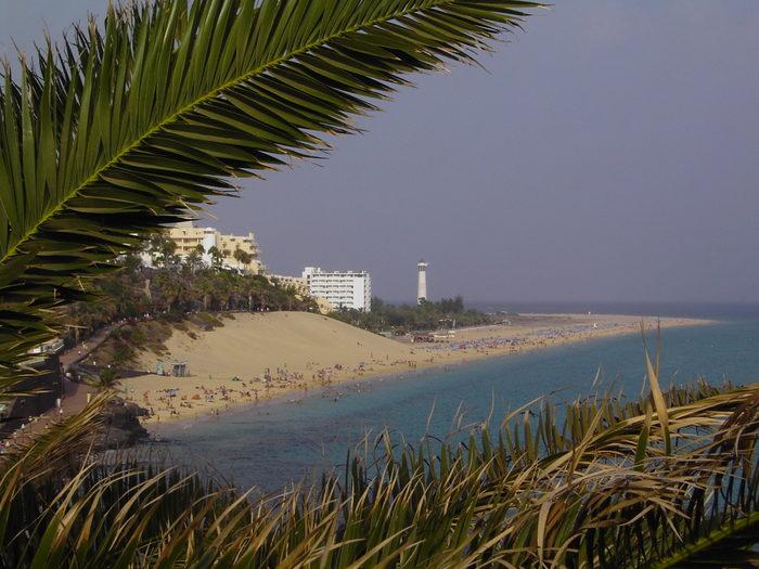 Fuerteventura, Juli 2006