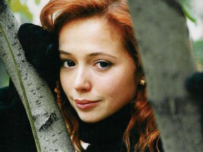 Рыжая актриса русская фото
