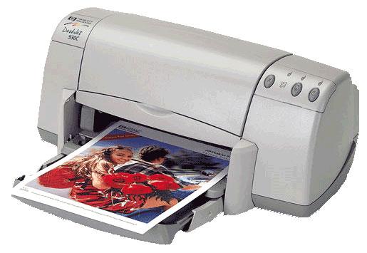Фотографии Струйный принтер HP Deskjet 930с.