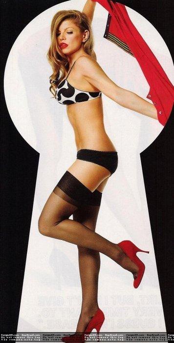 Fergie секси фото