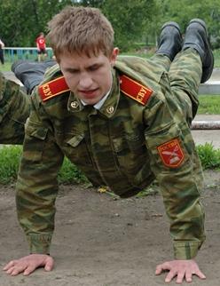 кремлевские курсанты в какой серии появится синицын