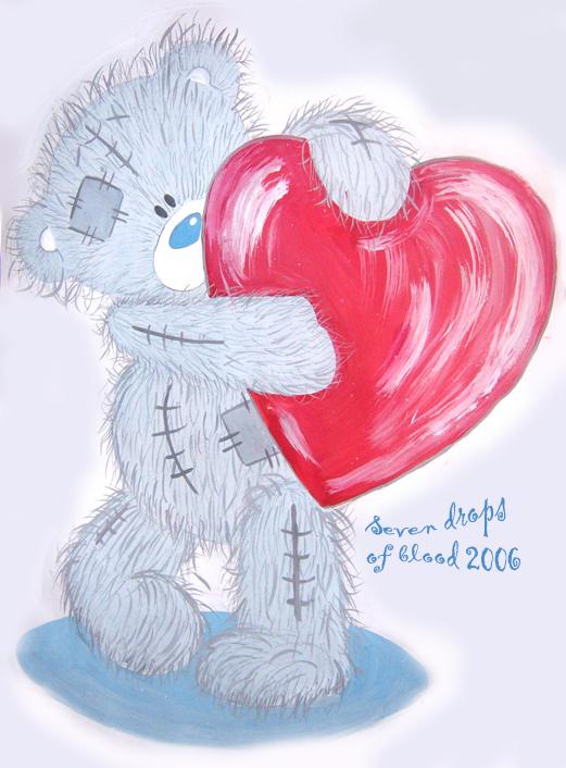 Мишка тедди мишка с сердцем мишка me to